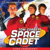 Tom Corbett Space Cadet - Jerry Robbins - audiobook