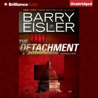 Detachment - Barry Eisler - audiobook