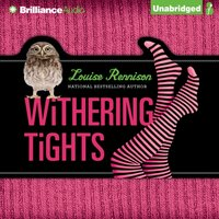 Withering Tights - Louise Rennison - audiobook