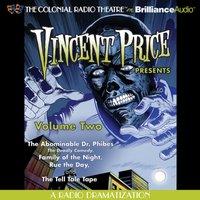 Vincent Price Presents - Volume Two - M. J. Elliott - audiobook