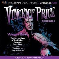 Vincent Price Presents - Volume Three - M. J. Elliott - audiobook