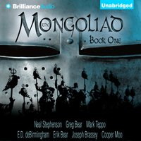Mongoliad: Book One - Neal Stephenson - audiobook