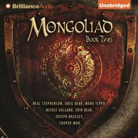 Mongoliad: Book Two - Neal Stephenson - audiobook