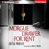 Morgue Drawer for Rent - Jutta Profijt - audiobook