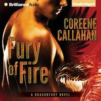Fury of Fire - Coreene Callahan - audiobook