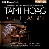 Guilty as Sin - Tami Hoag - audiobook