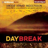 Daybreak - Viktor Arnar Ingolfsson - audiobook
