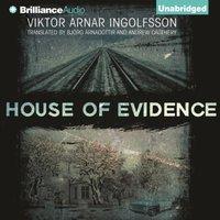 House of Evidence - Viktor Arnar Ingolfsson - audiobook