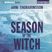 Season of the Witch - Arni Thorarinsson - audiobook