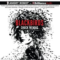 Blackbirds - Chuck Wendig - audiobook
