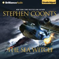 Sea Witch: Three Novellas - Stephen Coonts - audiobook