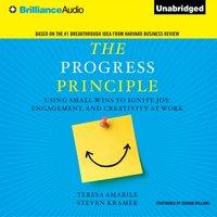 Progress Principle - Teresa Amabile - audiobook