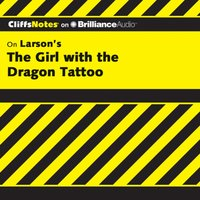 Girl with the Dragon Tattoo - Amie Whittemore - audiobook