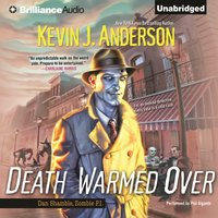 Death Warmed Over - Kevin J. Anderson - audiobook