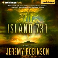 Island 731 - Jeremy Robinson - audiobook