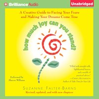 How Much Joy Can You Stand? - Suzanne Falter-Barns - audiobook