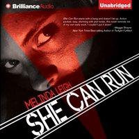 She Can Run - Melinda Leigh - audiobook