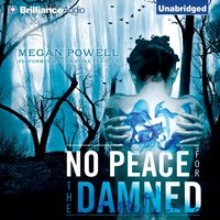 No Peace for the Damned - Megan Powell - audiobook
