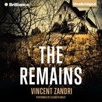 Remains - Vincent Zandri - audiobook
