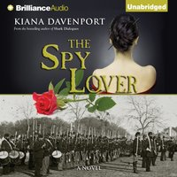 Spy Lover - Kiana Davenport - audiobook