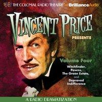 Vincent Price Presents - Volume Four - M. J. Elliott - audiobook