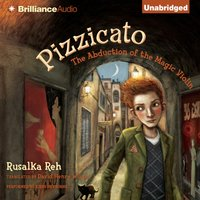 Pizzicato - Rusalka Reh - audiobook