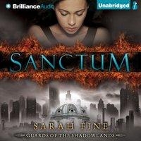 Sanctum - Sarah Fine - audiobook