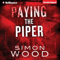 Paying the Piper - Simon Wood - audiobook
