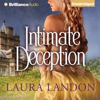 Intimate Deception - Laura Landon - audiobook