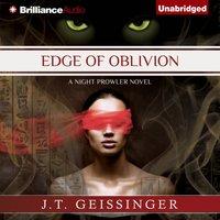 Edge of Oblivion - J. T. Geissinger - audiobook