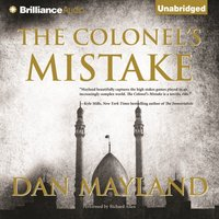 Colonel's Mistake - Dan Mayland - audiobook
