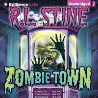 Zombie Town - R.L. Stine - audiobook