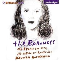 Baroness - Hannah Rothschild - audiobook