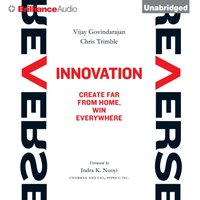 Reverse Innovation - Vijay Govindarajan - audiobook