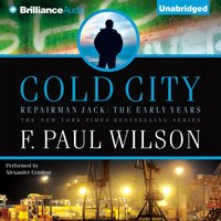 Cold City - F. Paul Wilson - audiobook