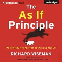 As If Principle - Richard Wiseman - audiobook