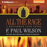 All the Rage - F. Paul Wilson - audiobook