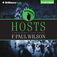 Hosts - F. Paul Wilson - audiobook