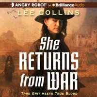 She Returns From War - Lee Collins - audiobook