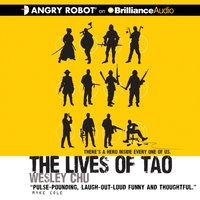 Lives of Tao - Wesley Chu - audiobook