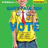 Vote - Gary Paulsen - audiobook