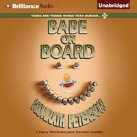 Babe on Board - J. A. Konrath - audiobook