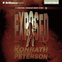 Exposed - J. A. Konrath - audiobook