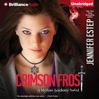 Crimson Frost - Jennifer Estep - audiobook