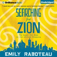 Searching for Zion - Emily Raboteau - audiobook