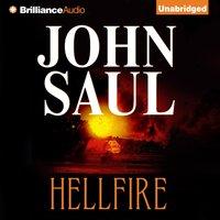 Hellfire - John Saul - audiobook