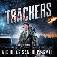 Trackers - Nicholas Sansbury Smith - audiobook