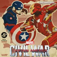 Phase Three: Marvel's Captain America: Civil War - Alex Irvine - audiobook