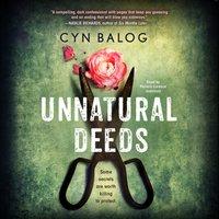 Unnatural Deeds - Cyn Balog - audiobook