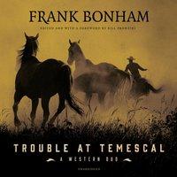 Trouble at Temescal - Frank Bonham - audiobook